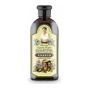 Atjaunojošs šampūns Babuszka Agafia vājiem un bojātiem 350ml