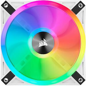 Corsair iCUE QL120 RGB balts (CO-9050103-WW)