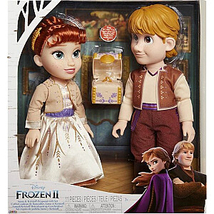 Jakks Pacific Frozen 2 Anna un Kristoff
