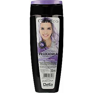 Delia violets matu skalošana ar lavandas ūdeni 200ml (715293)