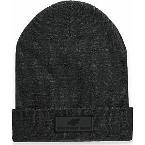 4f Ziemas cepure H4Z20-CAM013 pelēka M