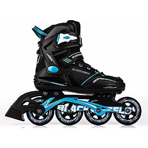 Skrituļslidas Blackwheels Slalom Black/Blue 42. izmērs