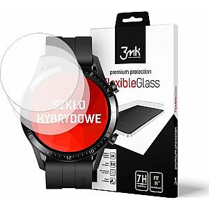 3MK Hybrid Glass FlexibleGlass Huawei Watch GT 2 46mm LTN-B19