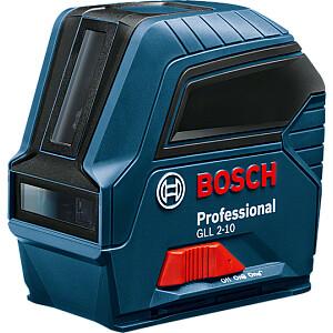 Bosch GLL 2-10 Professional līnijas lāzers (0.601.063.L00)