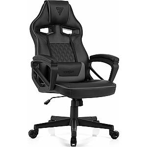SENSE7 Knight melns un pelēks krēsls