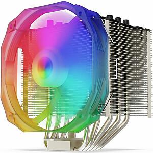 Centrālā procesora dzesētājs SilentiumPC Fortis 3 EVO ARGB HE1425 (SPC278)