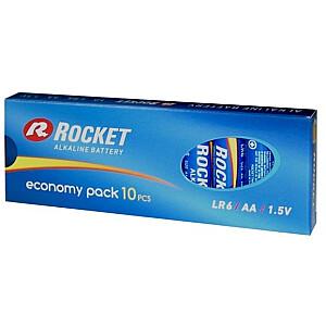 LR6-10BB (AA) ECO Pack Blistera iepakojumā 10gb