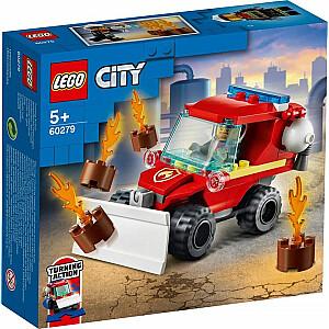 Lego pilsētas mazā ugunsdzēsēju mašīna