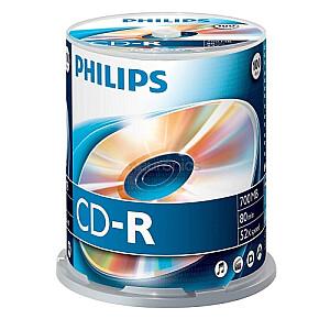 CD-R 80 700MB CAKE BOX 100