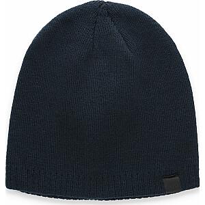 4f Ziemas cepure H4Z20-CAM008 tumši zila. L