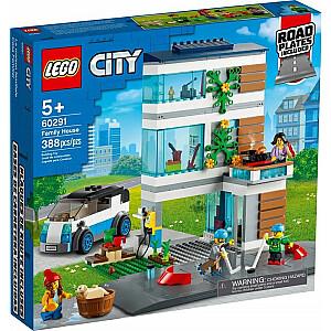 LEGO City ģimenes māja