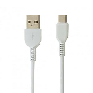 X20 USB A SPRAUDNIS / USB TYPE-C, 1M USB 2.0