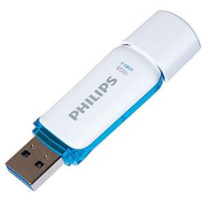 USB 3.0 Flash Drive Snow Edition (zila) 16GB
