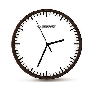 EHC010W Sienas pulkstenis. 20cm