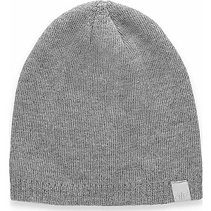4f Ziemas cepure H4Z20-CAM008 pelēka M