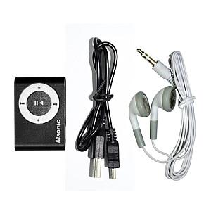 QUER MicroSD MP3 atskaņotājs (melns)