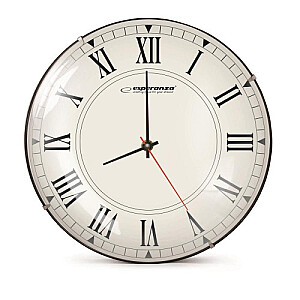 EHC018R Sienas pulkstenis ar romiešu cipari. 30cm