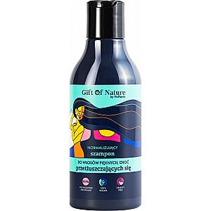 Gift Of Nature šampūns taukainiem matiem 300ml
