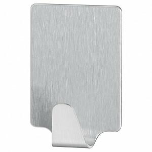 Tesa pastāvīgais āķis L 2 gab. Kvadrāts, metāls - 66613-00000-00