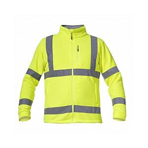 Lahti Pro Hi-Vis brīdinājuma vilnas jaka, dzeltena L (L4010903)