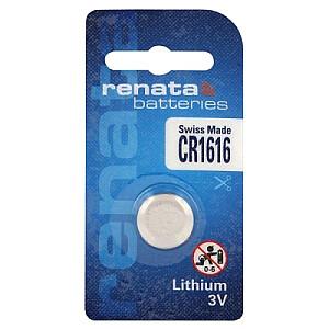 CR1616-1BB Blistera iepakojumā 1gb.
