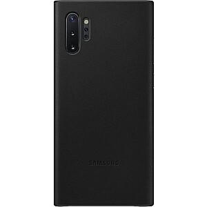 Samsung Etui Note 10+ black Leather Cover (EF-VN975LB)