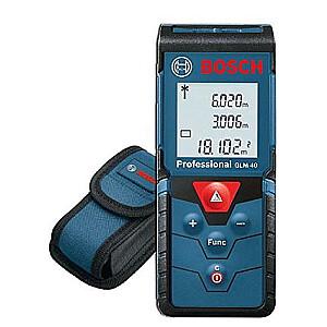 Bosch GLM 40 Professional lāzera tālmēriņš (0.601.072.900)