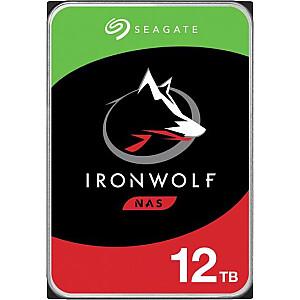 "Seagate IronWolf CMR 12 TB 3,5 ""SATA III (6 Gb / s) servera disks (ST12000VN0008)"