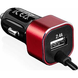 Modecom MC-CU2K-09-TC USB + USB tipa C lādētājs
