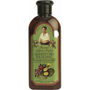 Babuszka Agafia atjaunojošs šampūns-balzams visiem matiem 350 ml