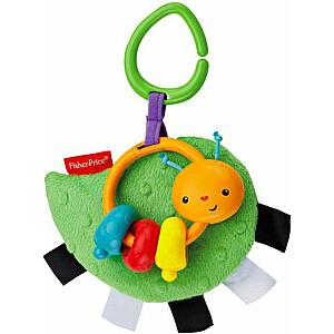 Košļājama rotaļlieta Kāpurs