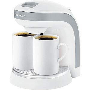 Fltru kafijas automāts Sencor SCE 2001WH
