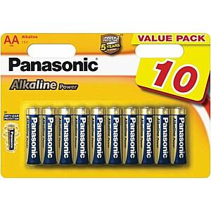 Panasonic Bateria Power AA / R6 10szt.