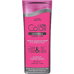 Joanna Conditioner rozā blondu toņi
