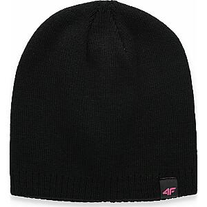 4f Ziemas cepure H4Z20-CAD013 melna S