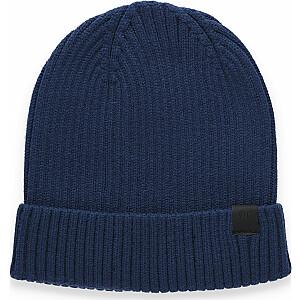 4f ziemas cepure H4Z20-CAM003 tumši zila. L