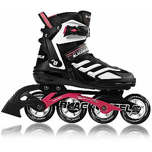 Skrituļslidas Blackwheels Pink, Black/Pink 40. izmērs