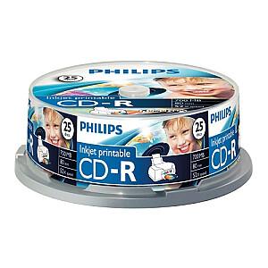 CD-R 80 700MB CAKE BOX 25