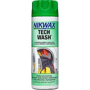 Nikwax apģērba tīrīšanas līdzeklis ar Tech Wash 300ml (NI-07)