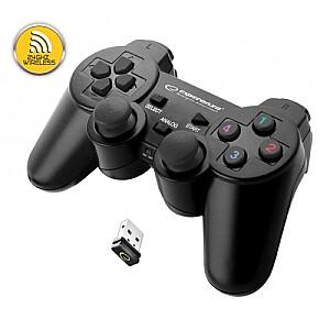 EGG108K Wireless spēļu vadības pults priekš PC/PS3