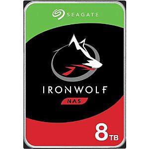 "Seagate IronWolf CMR 8 TB 3,5 ""SATA III (6 Gb / s) servera disks (ST8000VN004)"