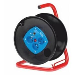 Lena apgaismojuma bungas pagarinātājam 3 kontaktligzdas 230V - (619113)