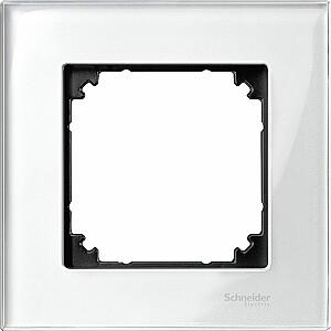 Schneider Electric Merten M-Elegance viena rāmja stikls izcili balts (MTN404119)