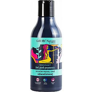Gift Of Nature dušas želeja dehidrētai ādai 300ml