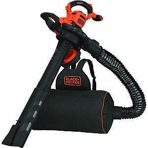 Black & Decker dārza putekļu sūcējs 3000W (BEBLV300)
