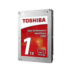 "Toshiba P300 1 TB 3,5 ""SATA III (HDWD110UZSVA) disks"