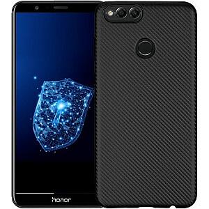 Etui Carbon Fiber Huawei Honor 7X black