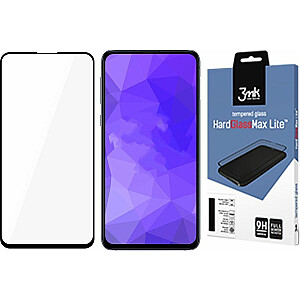 3MK HardGlass Max Lite Samsung A51 A515