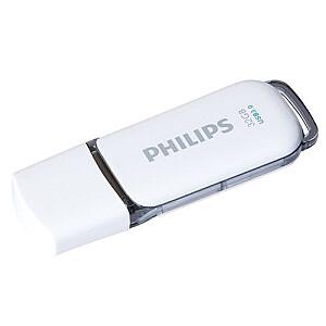 USB 3.0 Flash Drive Snow Edition (pelēka) 32GB