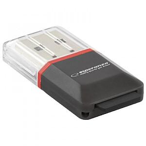 EA134K MicroSD kartes lasītājs